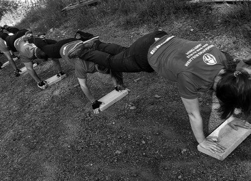 Warrior Endurance | Course d'endurance